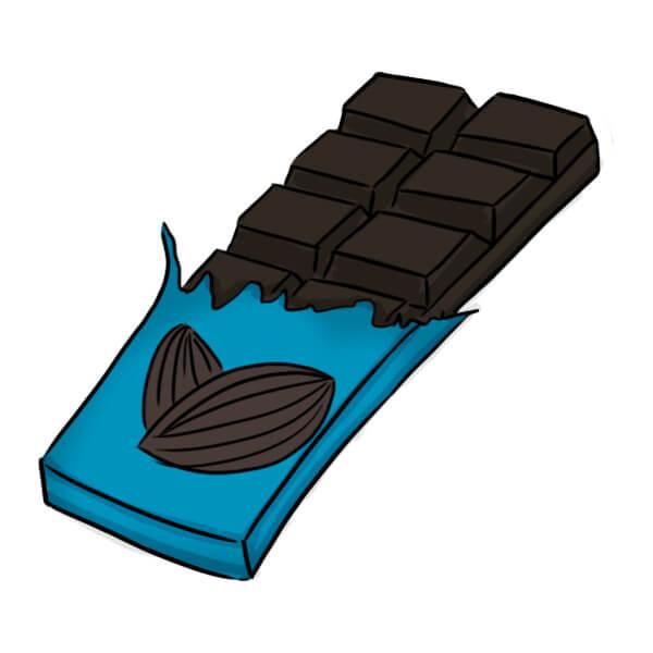 Péché mignon le chocolat noir