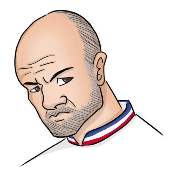 Héros préféré Philippe Etchebest