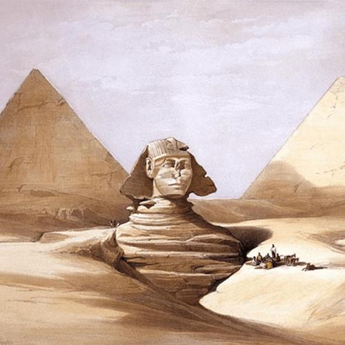 Héros préféré le Sphinx