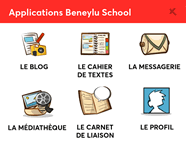 Discover <strong>Beneylu School</strong>. The ultimate<br> digital classroom. Beneylu School