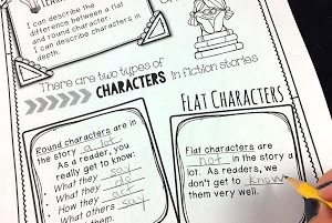 6 fun activities to use in a novel unit