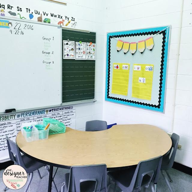 7 Zones to take your Classroom Organization to New Heights - Beneylu ...