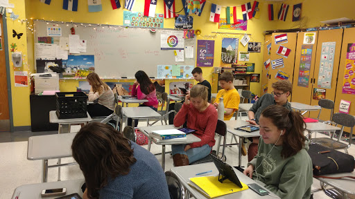 Blogging is a new experience for students