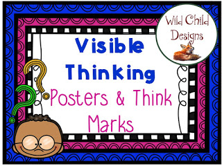 This Posters and Think Marks bundle