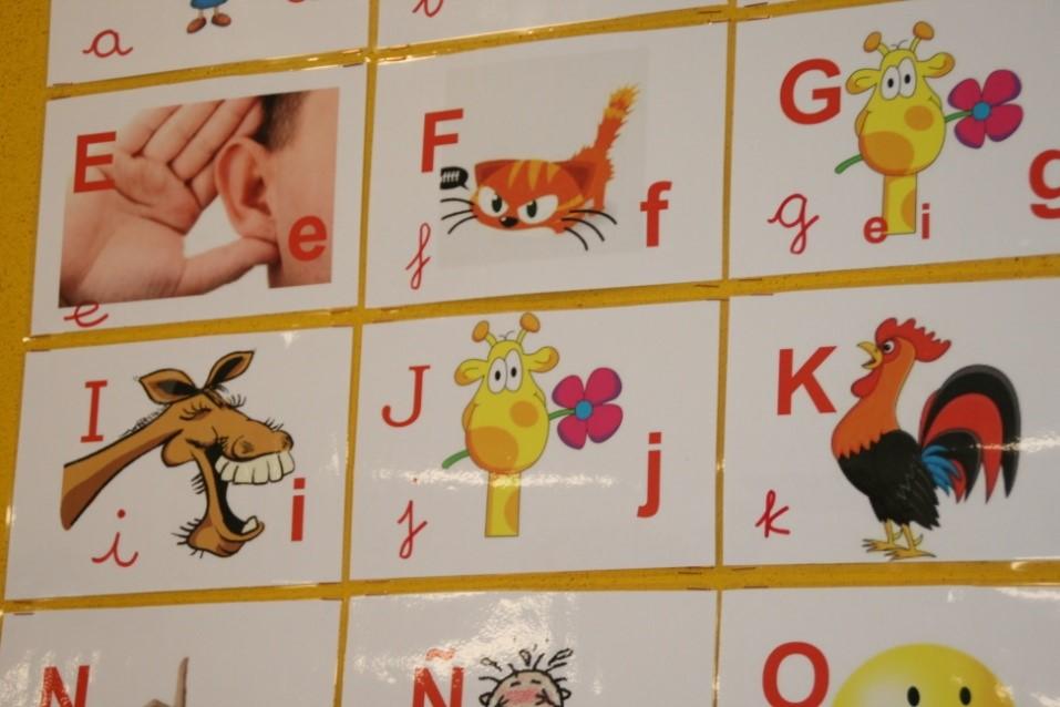 Empezamos Por Las Vocales Trucos Para Aprender A Leer Y Escribir