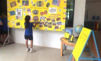 Una semana internacional en mi escuela primaria