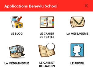 Découvrir Beneylu School