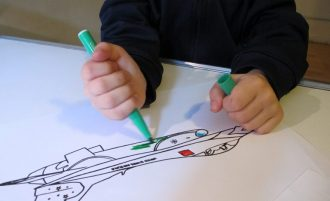 Le coloriage fait son come-back à l'école primaire