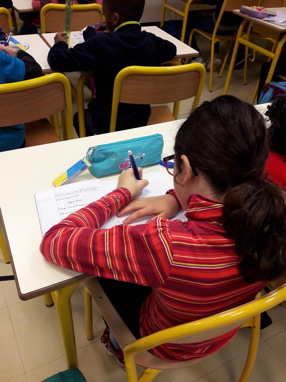 Il suffit que les élèves trouvent un sujet et un verbe pour que ça démarre