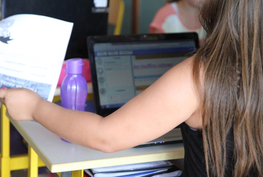 Les élèves proposent très vite leurs sujets d'articles pour alimenter le blog