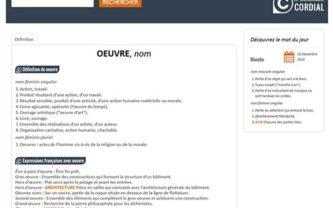 Beneylu -Dictionnaire Cordial