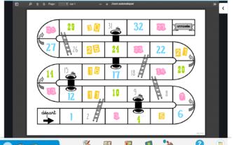 Beneylu -Kit 6 jeux avec les fractions