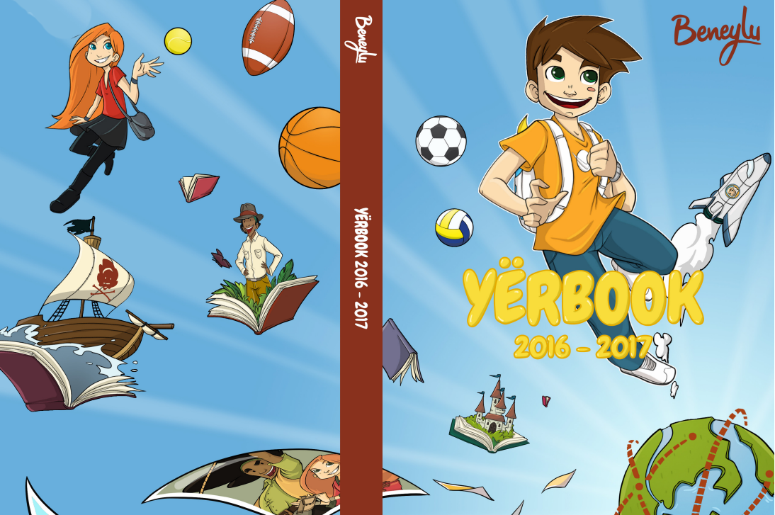 Le Yërbook est le meilleur souvenir de notre année scolaire