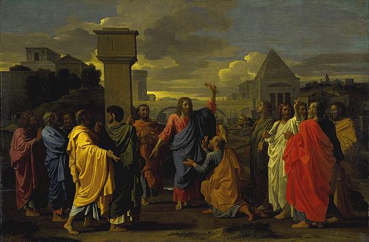 Nicolas Poussin, Les Sept Sacrements II : L'Ordination ou L'Ordre