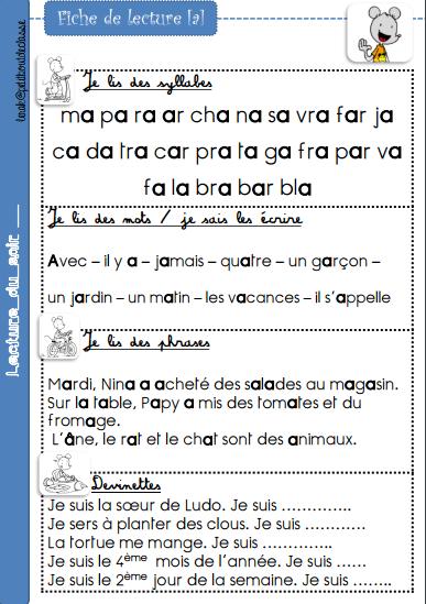 Le nombre de mots utilisés est adapté aux besoins des élèves.