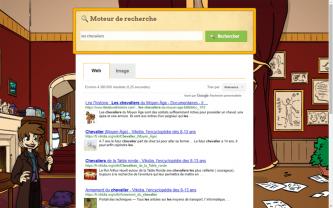 Beneylu -Le moteur de recherche