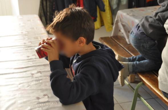 L'atelier sur l'eau dans la classe de Fanny (GS – CM2)