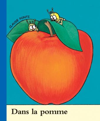 PONTI Claude, Dans la pomme, l'école des loisirs, 1994