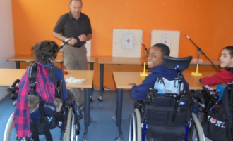 Les aventures de la classe des CPI sur Beneylu School