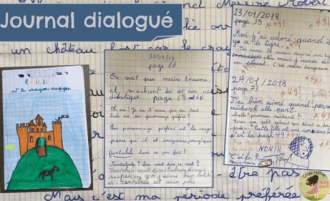 Le journal dialogué au cycle 3