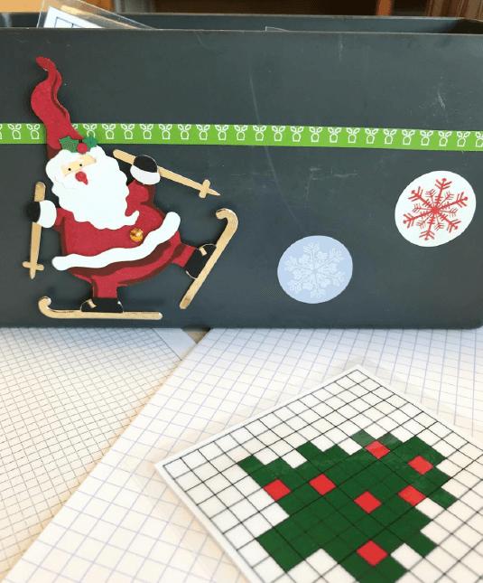 Travailler Dans Lambiance De Noël En Cycle 2 Et 3 Beneylu