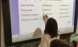 Quelles ressources projeter en classe ?