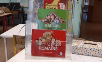 50 livres indispensables à une bonne bibliothèque de classe