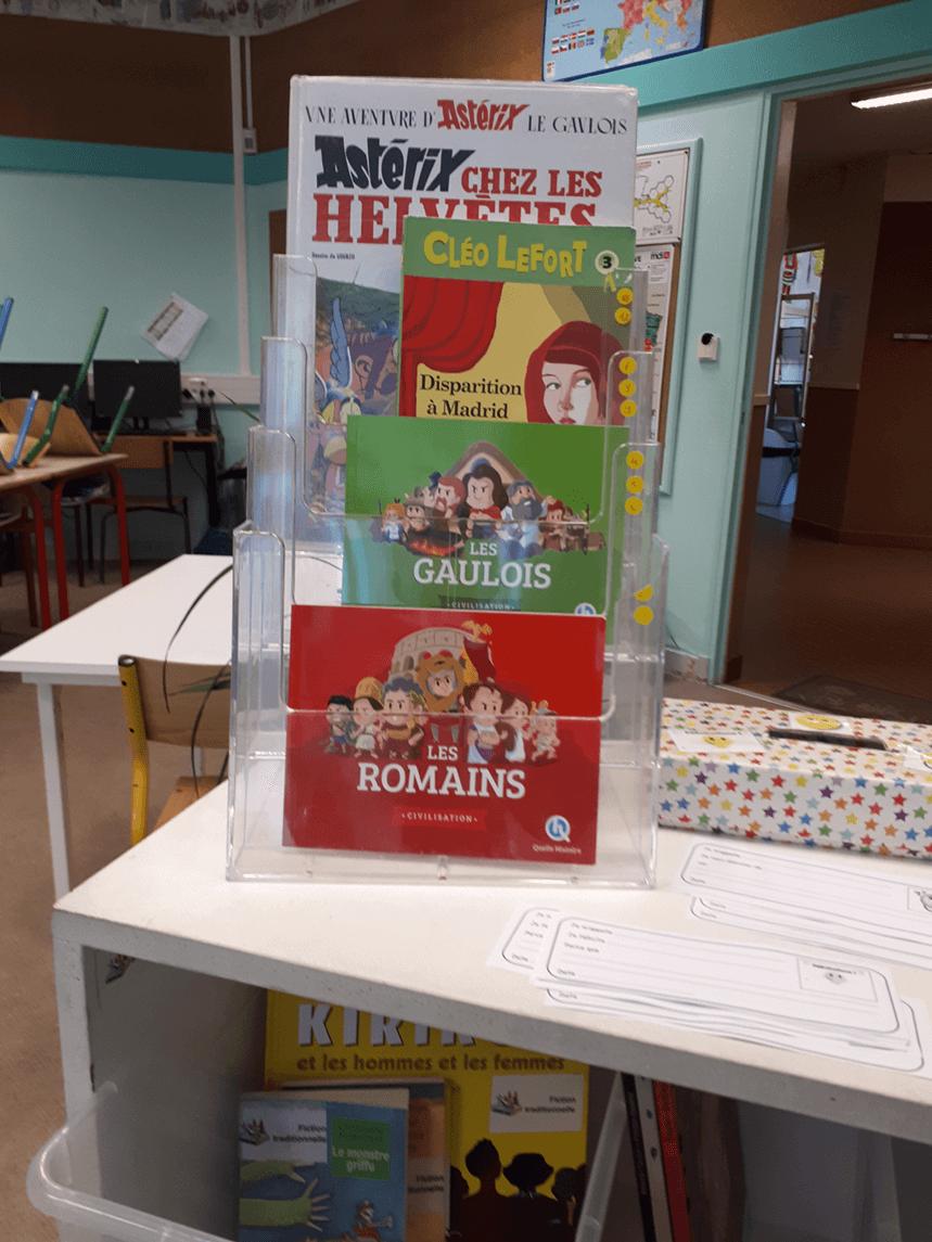 50 Livres Indispensables A Une Bonne Bibliotheque De Classe