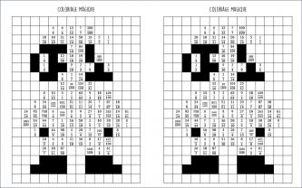 Beneylu -Coloriage pour comparer une fraction à une unité