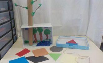 5 conseils pour faire des boîtes à raconter en maternelle