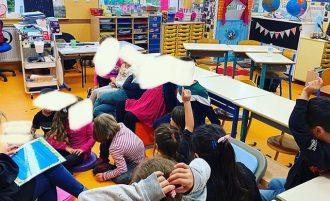 Une semaine de rituels dans une classe flexible